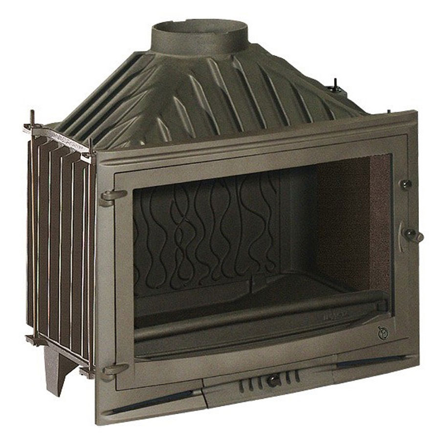 invicta fireplaces boiler selenic 700 wood and gas. Black Bedroom Furniture Sets. Home Design Ideas