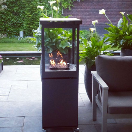 SUNWOOD Gas Heater Outdoor Marino