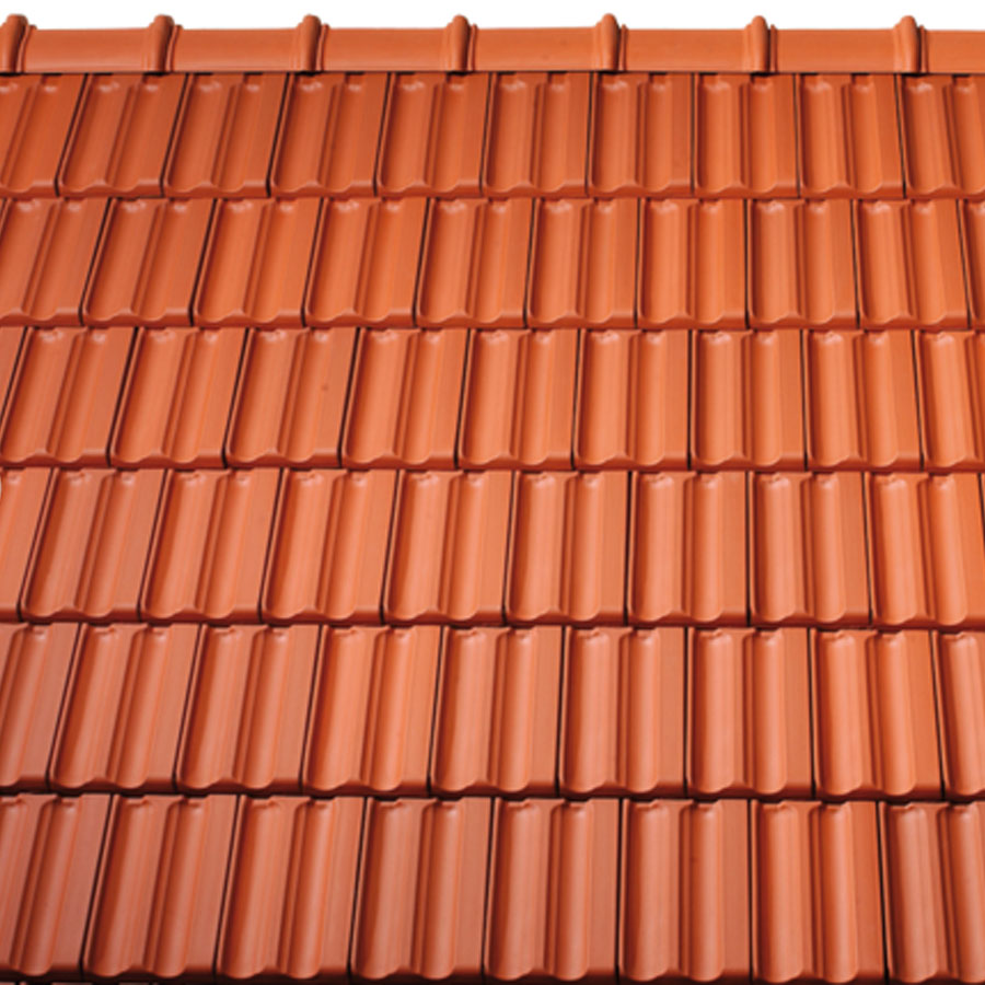 Tondach Roof Tiles Natural Red