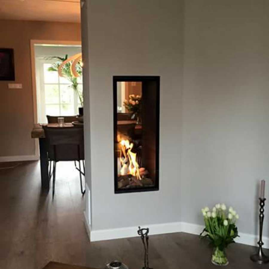 Bellfires Fireplaces Vertical Bell Medium Tunnel 3 65 X 135 Cm
