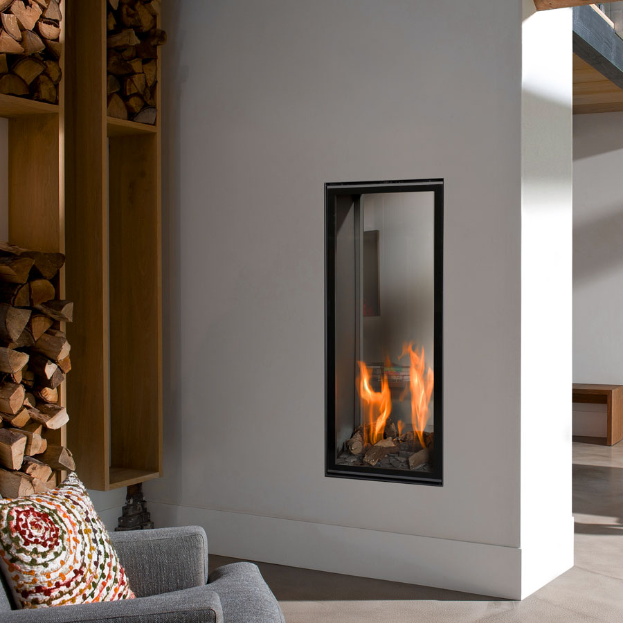 Bellfires Fireplaces Vertical Bell Medium Tunnel 3 65 X