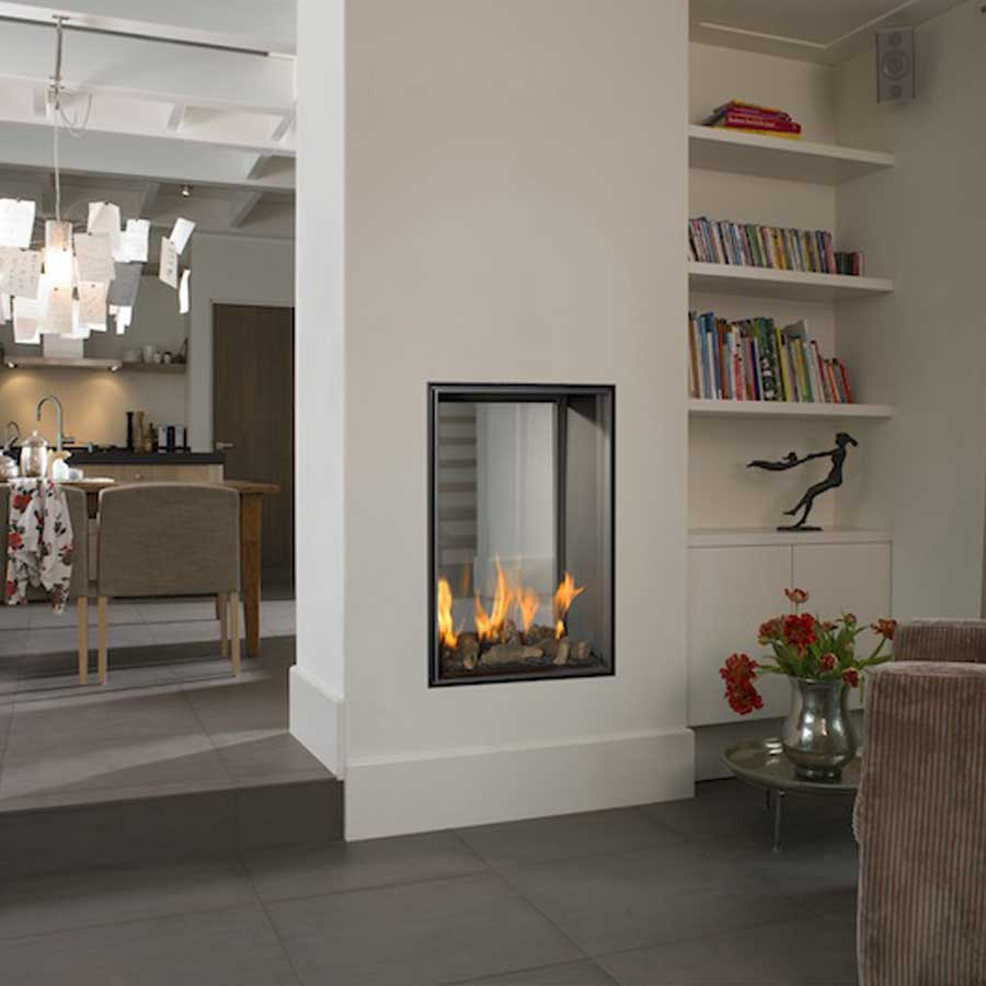 Bellfires Fireplaces Vertical Bell Small Tunnel 3 77 X