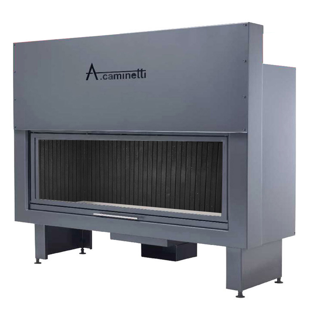 ACAMINETTI Wood Fireplace Horizon 200