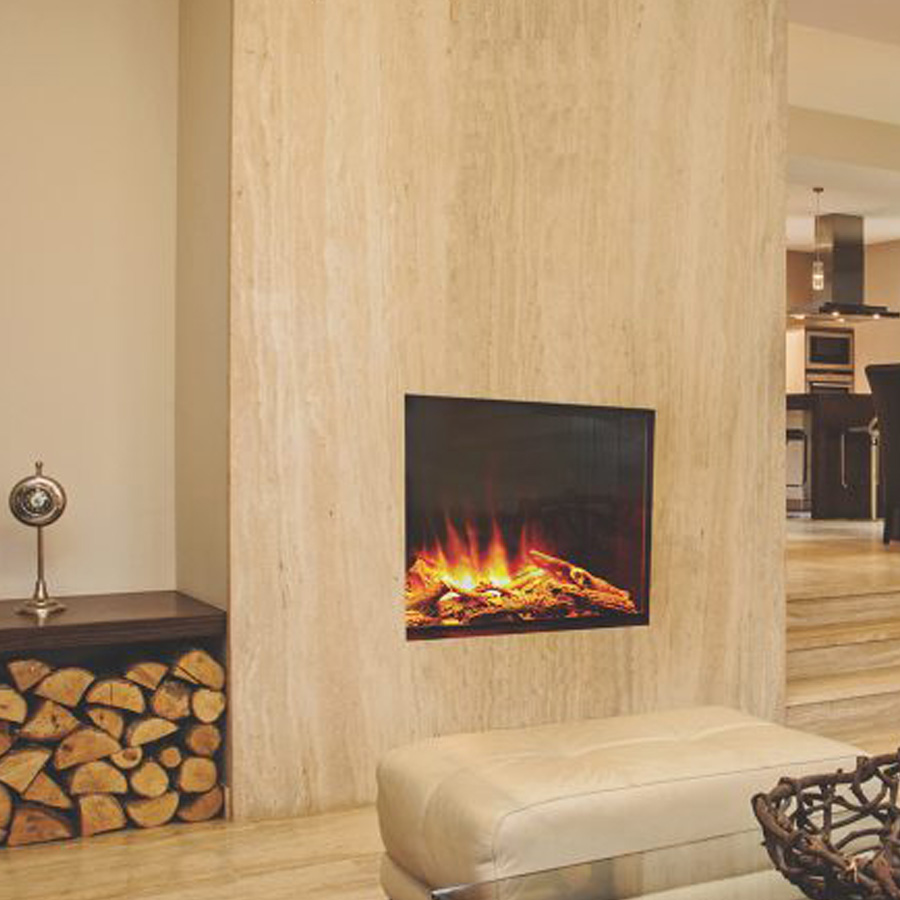 EVONIC UK Electric Fireplace Horizontal 60