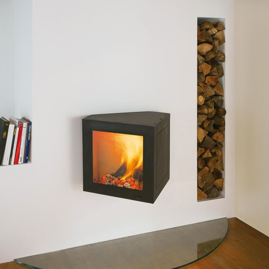 FOCUS FRANCE Wood Fire Frontal Cubifocus