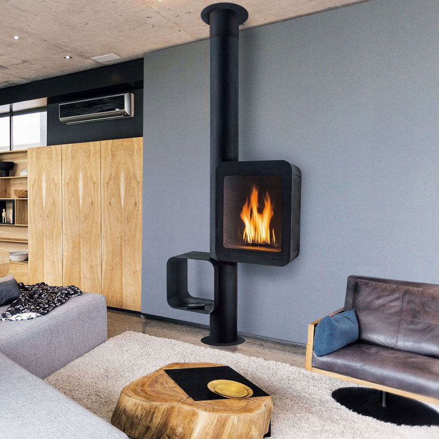 FOCUS Gas Fire Frontal Grappus
