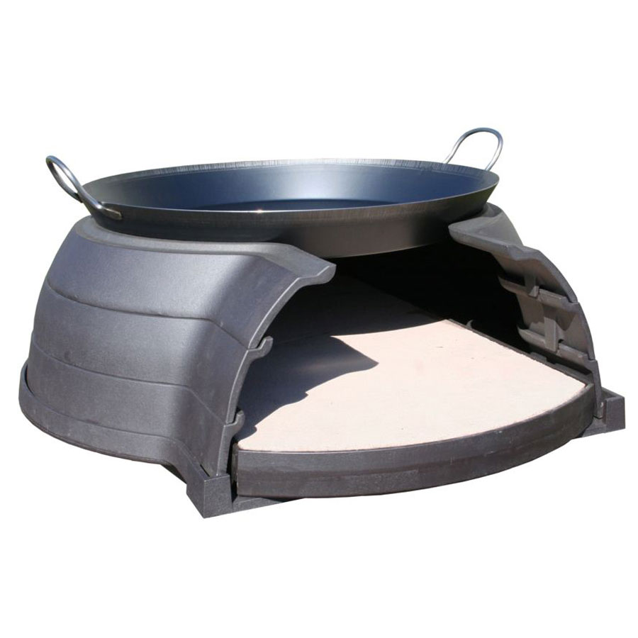 Invicta barbecues four a pain lo goustaou for Four bois exterieur