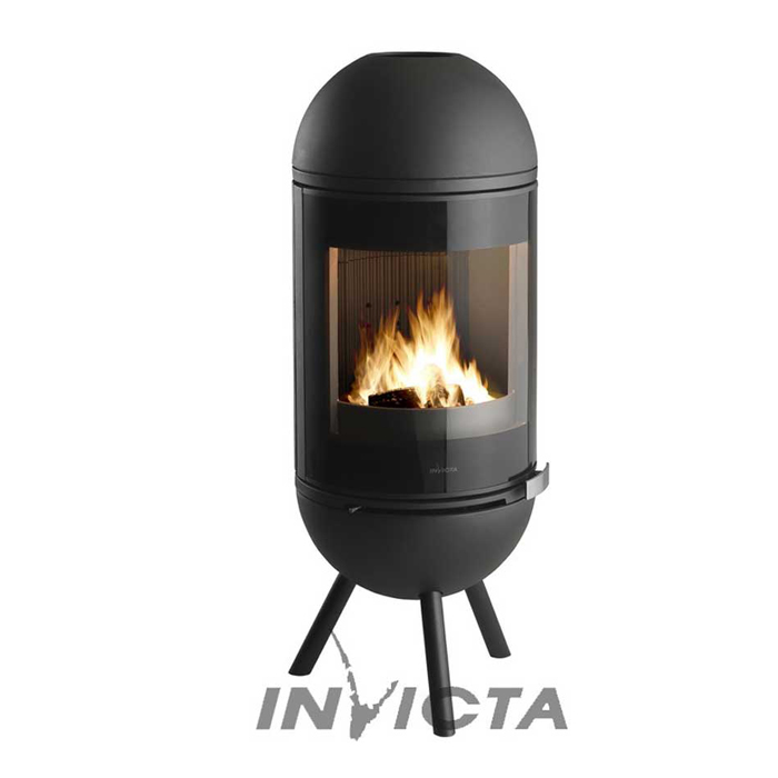 INVICTA Wood Stove Alcande