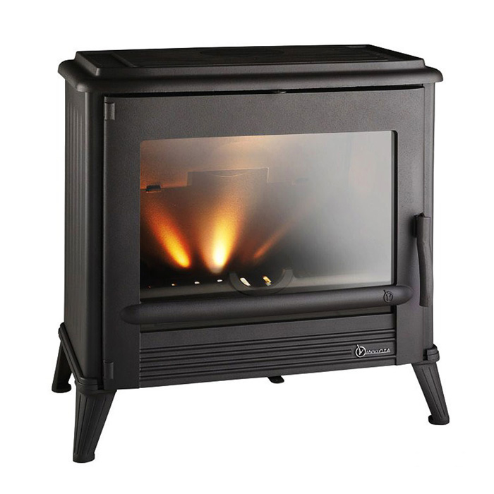 INVICTA FRANCE Wood Stove Modena Chaudiere