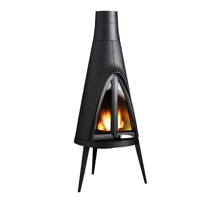 INVICTA Wood Stove Tipi