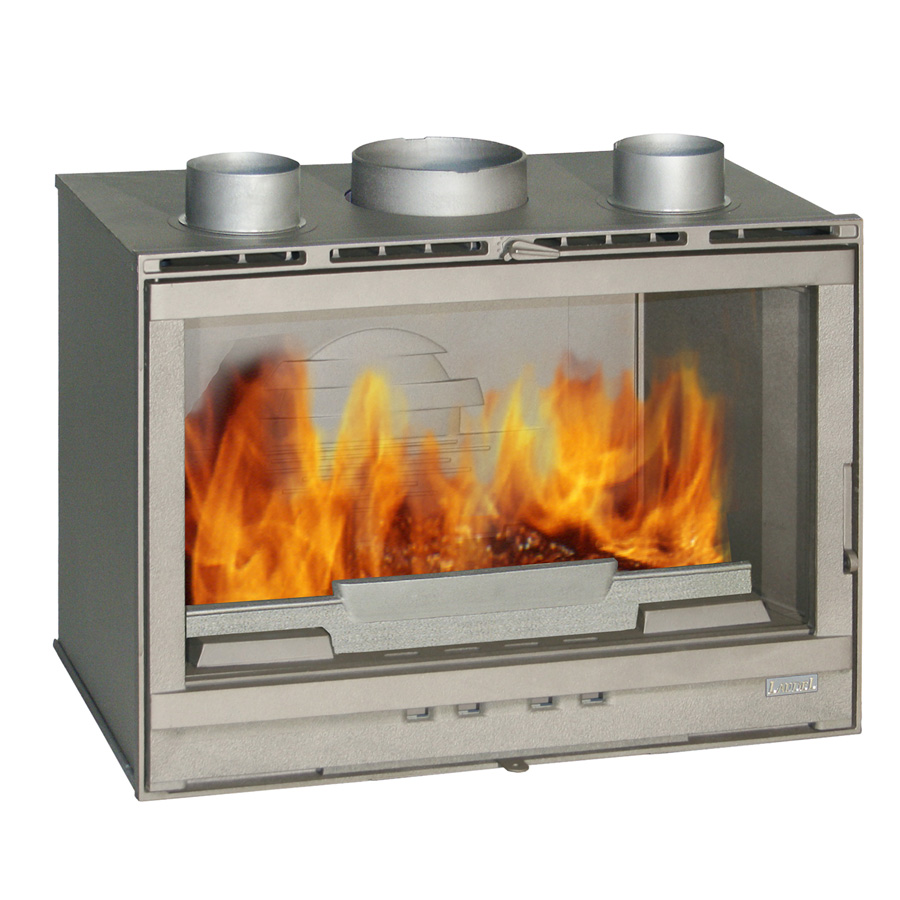 INVICTA FRANCE Wood Fireplace Turbo 80 Laudel