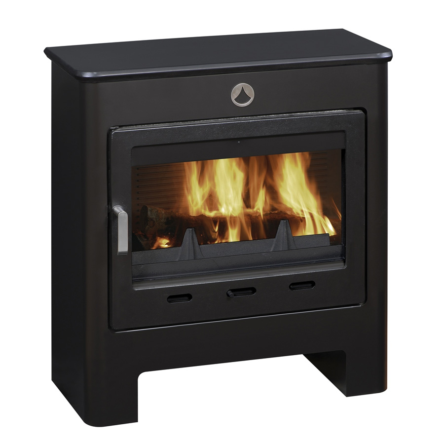 INVICTA FRANCE Wood Stove Petit Saphir Noir
