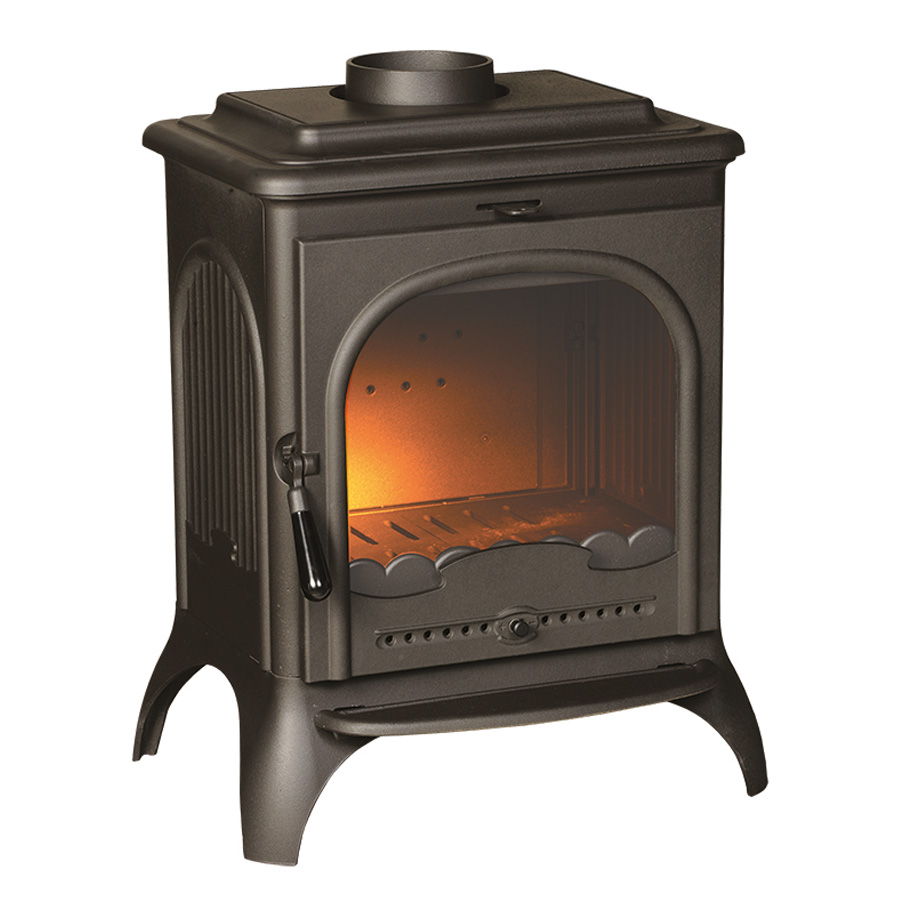 INVICTA Wood Stove Seville 2 Anthracite
