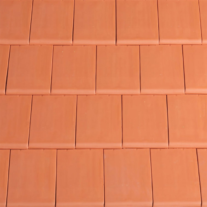 ESCANDELLA Red Planum Roof Tile