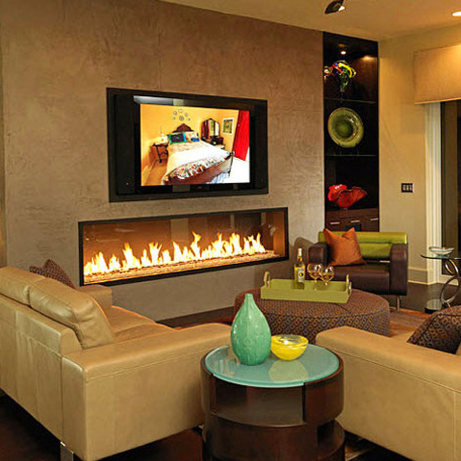 LINEAFIRE Fireplaces Horizontal 240