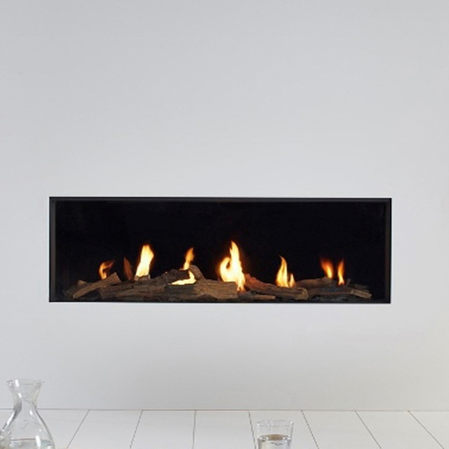 LINEAFIRE UK Gas Fireplace Horizon 160