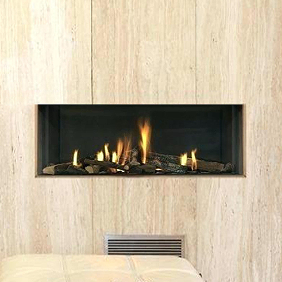 LINEAFIRE UK Gas Fireplace Horizon 100