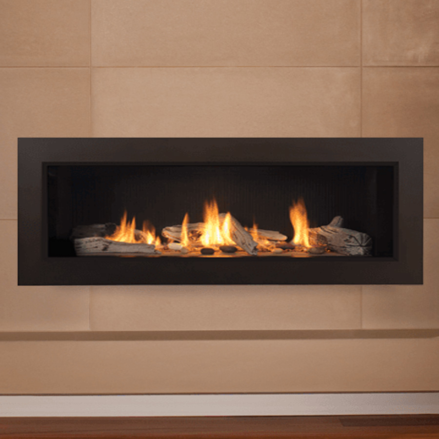 LINEAFIRE UK Gas Fireplace Horizon 130