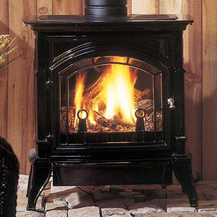 MONESSEN Gas Stove Cast DV 30 Single Door