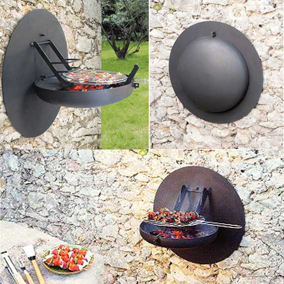 Focus Barbecues Sigmafocus Wood And Gas Fireplaces