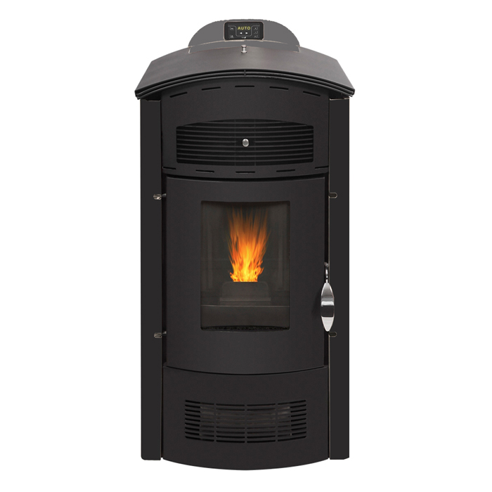 GEKAS GREECE Stove Amanda Plus Black