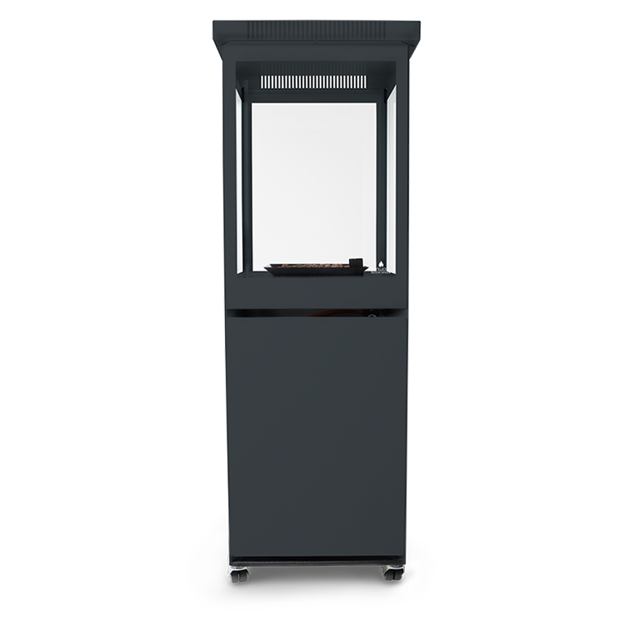 SUNWOOD HOLLAND Gas Heater Outdoor Marino Grey Anthracite