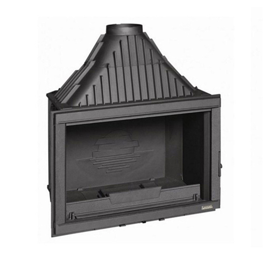 INVICTA FRANCE Wood Fireplace Wide View 70 Romaine