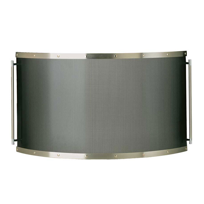 ZOGO Screen 532 Nickel Mat 50 * 90 cm